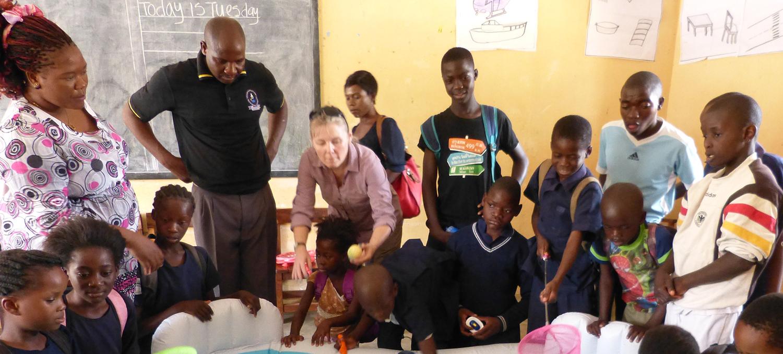 Zambia group activity