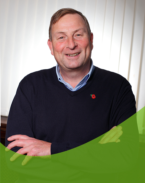 Chris Well Company Secretary and Finance Manager