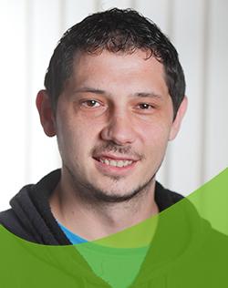 Maciej Okolotowicz Childrens services manager