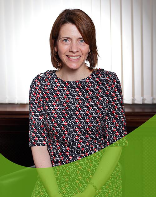 Sarah Jeffrey Head of Human Resources